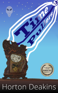 Time Pullers -- Kindle Version